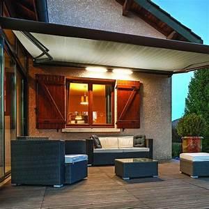 Store Banne Sur Pied : store sur pied simple pente finest store sur pied simple ~ Premium-room.com Idées de Décoration