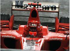 Michael Schumacher, Ferrari 248 F1, Shanghai, 2006 · F1
