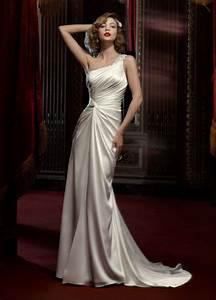 20 one shoulder wedding dresses for brides london beep With one shoulder wedding dresses