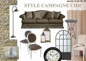 Meuble Style Campagne Chic : les couleurs de vos jours le blog le style campagne chic ~ Teatrodelosmanantiales.com Idées de Décoration