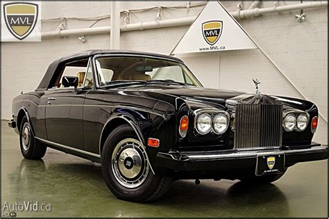 Used 1990 Rolls-royce Corniche For Sale