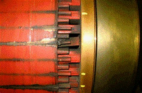 diagnosing broken rotor bars    pole motor