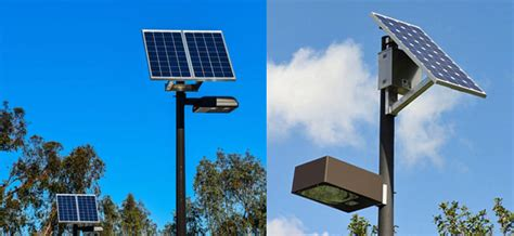 Options For Commercial Solar Outdoor Lighting Systems