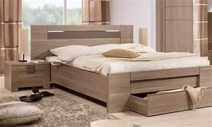 Lit Adulte Tiroir : tiroir de rangement pour lit opale chambre adulte ~ Teatrodelosmanantiales.com Idées de Décoration