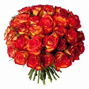 Bouquet De Fleurs : bouquet 40 roses oranges livraison bouquet de roses france fleurs ~ Teatrodelosmanantiales.com Idées de Décoration