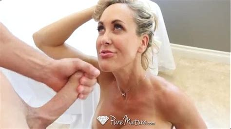 Puremature Perfect 10 Milf Brandi Love Fucked From