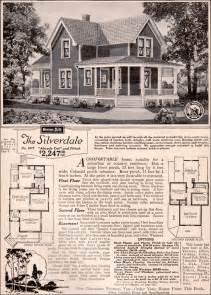 silverdale  sears modern homes kit houses american vernacular farmhouse