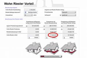 Riester Rechner Steuervorteil : wohn riester rechnet sich blau direkt blog ~ Lizthompson.info Haus und Dekorationen