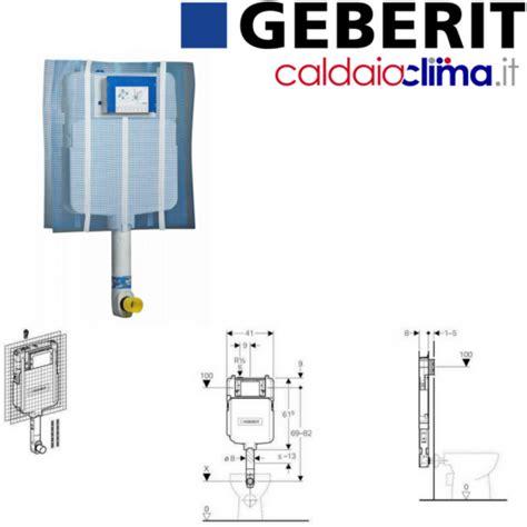 Cassetta Da Incasso Geberit Prezzo by Geberit Cassetta Scarico Ad Incasso Sigma 08