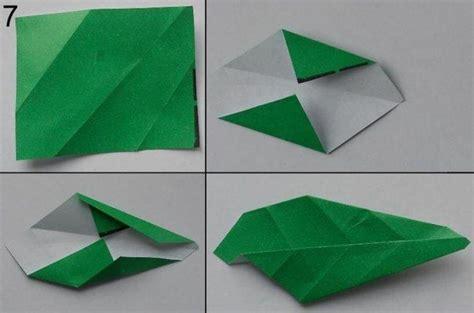 papier falten blume aus papier falten blumen basteln anleitung