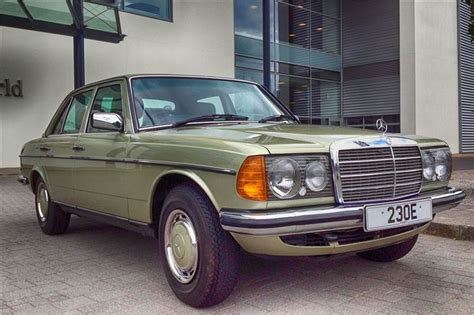 Mercedes-Benz E-Class (W123) - Classic Car Review | Honest ...