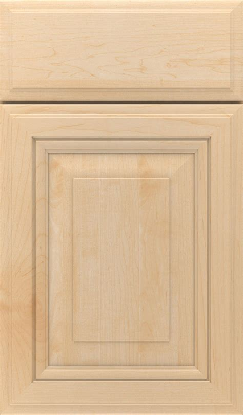 Natural Cabinet Finish On Maple  Decora Cabinetry