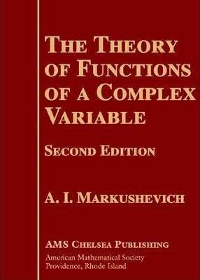 Theory Of Functionals And Theory Of Functions Of A Complex Variable A I