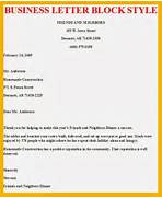 Full Block Business Letter Format Car Interior Design Block Letter Format Full Block Format Cover Letter 6 Free Business Letter Template Quote Templates