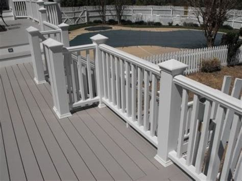 colors of deck stains deck stain color and railing post