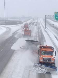 Winter Season Already Here For Iowa Dot