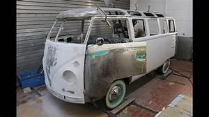 Vw Bus T1 Kaufen : vw t1 samba bus restoration restaurierung fortschritte ~ Jslefanu.com Haus und Dekorationen