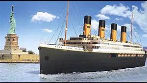 Titanic Ii Questions About The New Ship