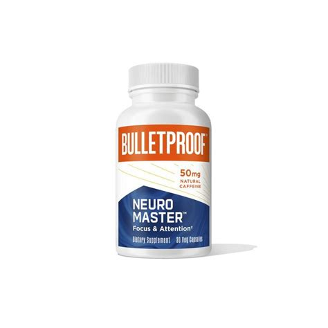 By adding some compounds to your daily coffee, it helps in improving your brain performance. Bulletproof NeuroMaster™ - OptimOZ.com.au