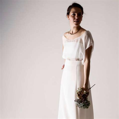 sheer chiffon blouse hortensia sheer silk chiffon wedding blouse larimeloom