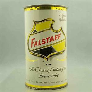 Falstaff 62-12 - Arts Beer Cans - Resource for beer can ...