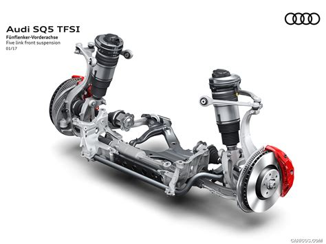 audi sq  link front suspension hd wallpaper