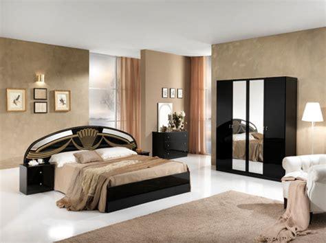 photo des chambres a coucher miroir athena chambre a coucher noir