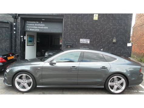 Audi A7 For Sale by Used Audi A7 2012 Model 3 0 Tdi Quattro S Diesel Hatchback