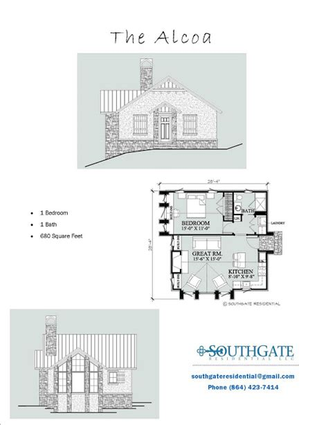 Southgate Residential Predesigned Plans
