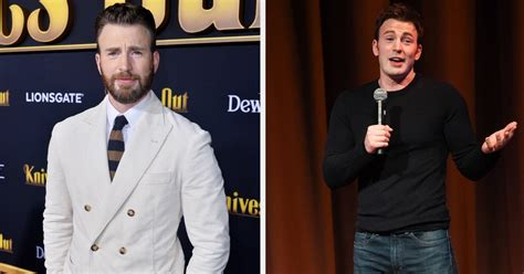 Chris Evans Said His Leaked NSFW Pic Was Embarrassing ...