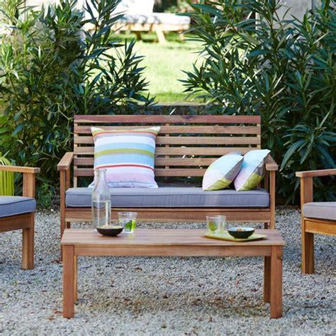 canape terrasse pas cher meuble exterieur leclerc