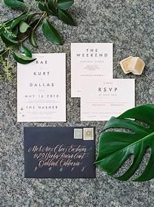 modern minimalist dallas wedding calligraphy fonts With calligraphy dallas wedding invitations