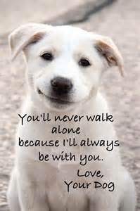 Love Quotes About Dogs