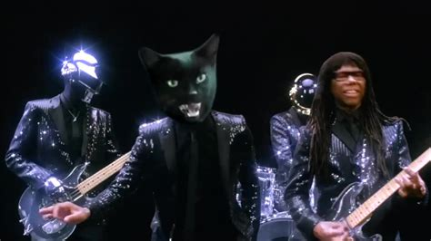 Daft Punk - Get Lucky (feat. Black Cat) - Coub - The ...