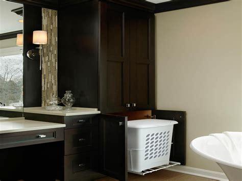 bathroom bench hamper bathroom hampers tiltout bathroom