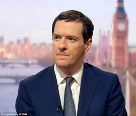 George Osborne faces a Budget black hole of nearly £ ...