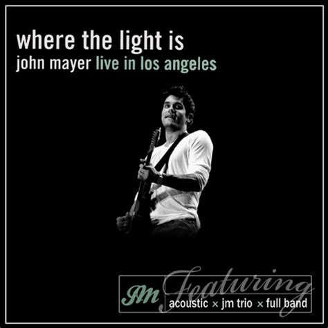mayer where the light is mayer where the light is green flickr photo