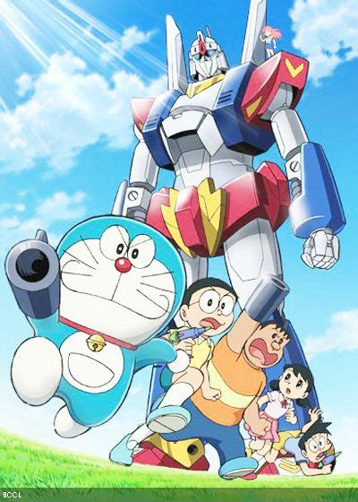 doraemon    nobita    steel troops