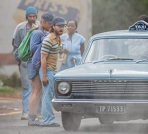 Escape from pretoria builds palpable tension. EXCLUSIVE Daniel Radcliffe is spotted on the set of new ...