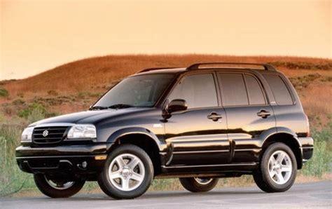2001 Suzuki Grand Vitara by 2001 Suzuki Grand Vitara Information And Photos