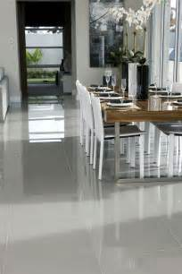 gloss kitchen tile ideas 30 practical and cool looking kitchen flooring ideas digsdigs