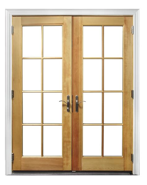 exterior remarkable wood patio doors for your home design