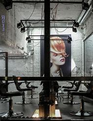 Industrial Design Hair Salon