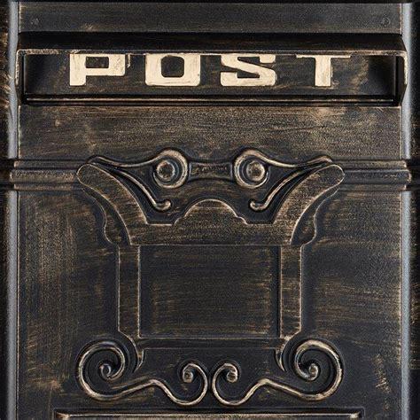 Cassetta Postale Inglese by Cassetta Postale Da Esterno Stile Inglese Antico