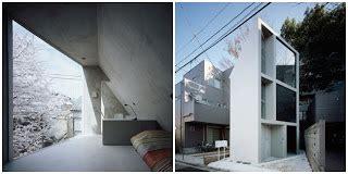 desain rumah hemat  minimalis  bergaya modern