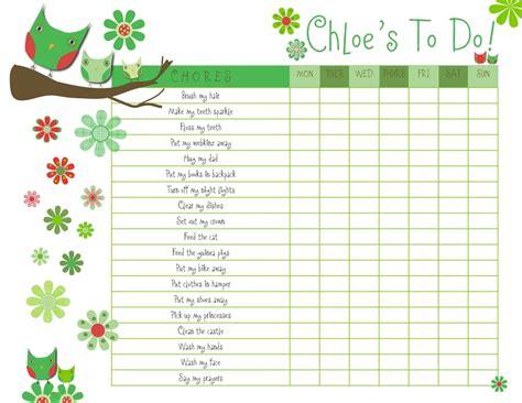 preschool reward chart printable activity shelter 594 | preschool reward chart printable