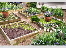 Herb Garden Designs For Raised Beds The Garden Inspirations