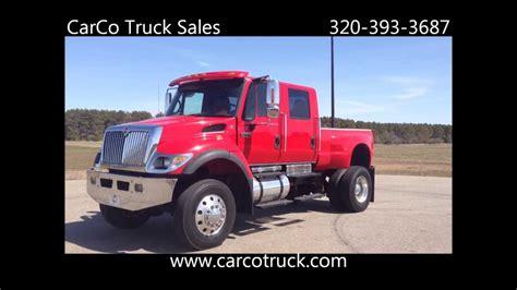 international cxt worlds largest pickup truck  sale