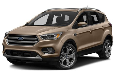 2018 Ford Escape Titanium 4dr 4x4 Review  For Sale Ford