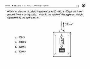 34 Physics Free Body Diagram Problems